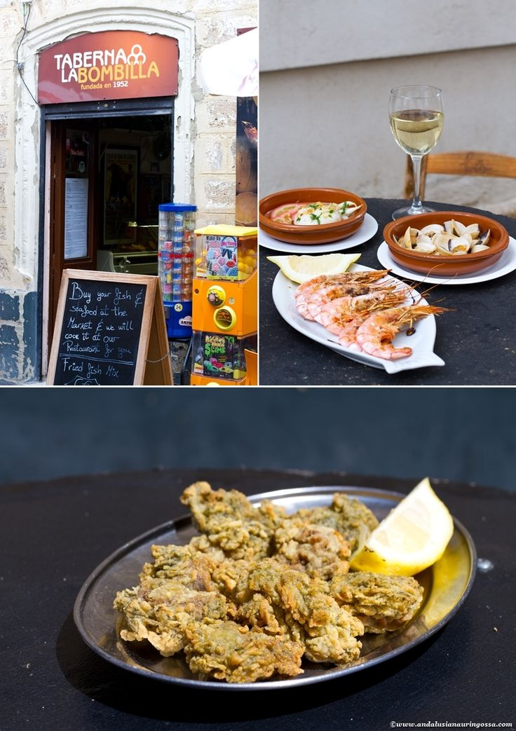 On the blog now all my favourite addresses for making the most of Cádiz and rest…