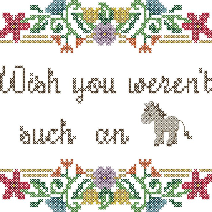 Excited to share the latest addition to my #etsy shop: Subversive Cross Stitch Pattern with Vintage Floral Design