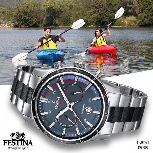 Un' ora di… canoa-kayak! Tonifica braccia e spalle e fa lavorare contemporaneamente anche schiena e addominali! Avete mai provato questo sport?