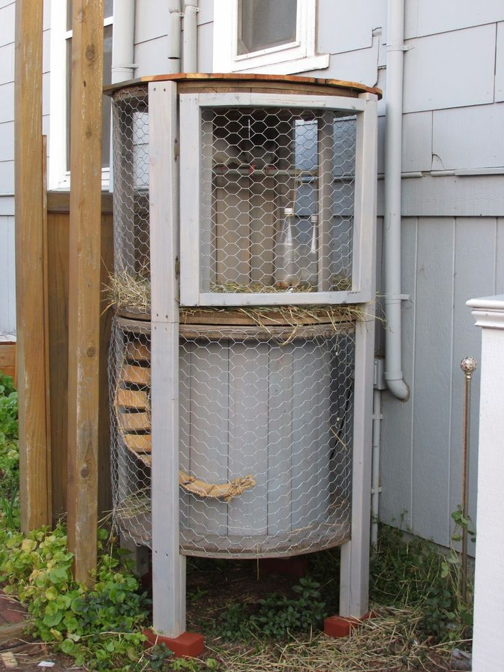 Pigeon coop construction and notes homestead pinterest for Pigeon coop ideas