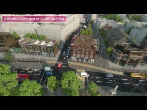 Stratford Town Centre Improvements - YouTube