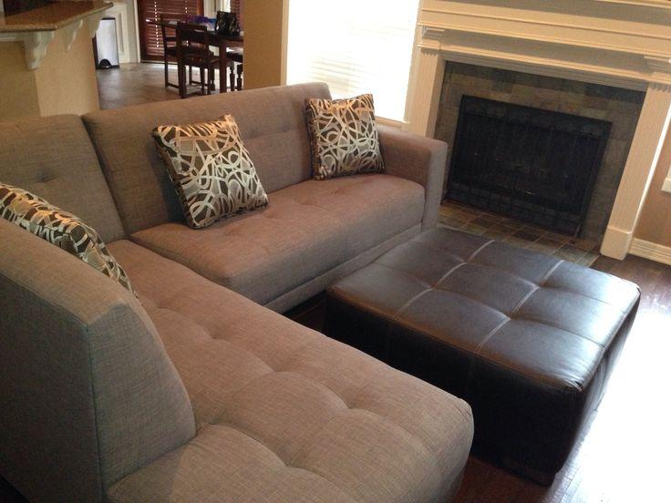 This Sleek And Modern Style Sofa Set Looks Very Good In Our Customeru0027s  Home.   · Sofa SetLake HousesLiving Room FurnitureHouston ...