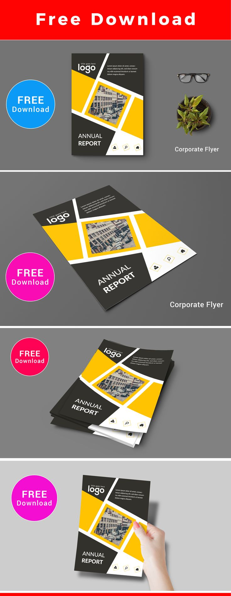 #download Free Flyer #flyer #corporate #business #education