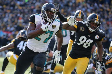 Jaguars Stun Steelers to Reach A.F.C. Championship Game