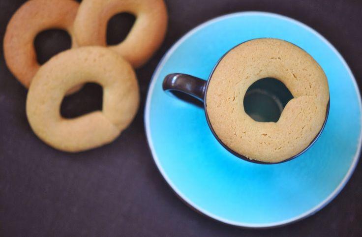 Pão e Beldroegas: Biscoitos Escaldados