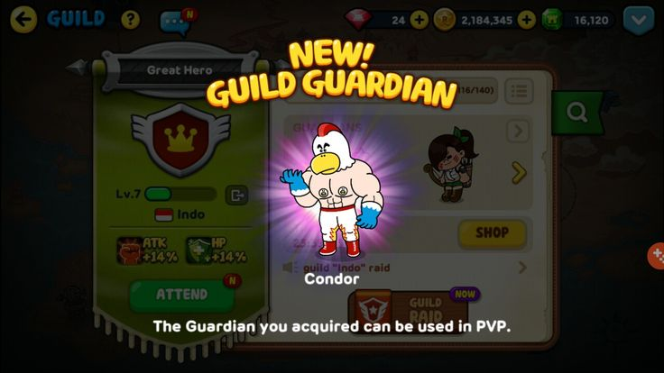 #linerangers #newguildguardian #unlocked #achievement #success #pvp #Condor