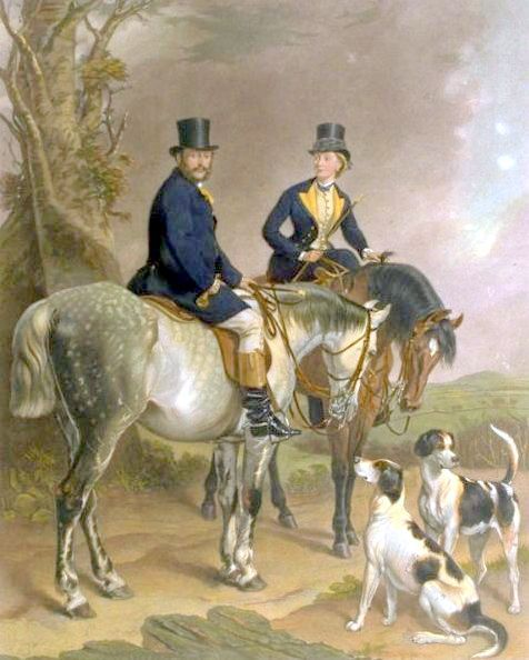 The Duke of Beaufort, Badminton House - Master of the Queen's Horse