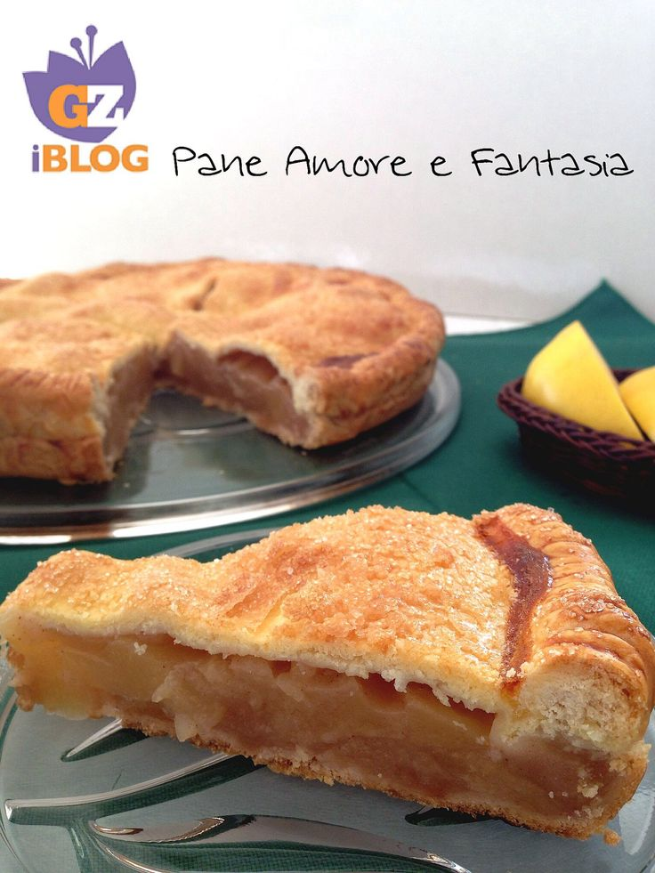 Apple Pie - torta di mele americana - ricetta originale