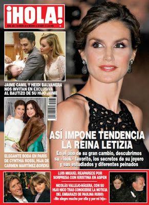 Revistas PDF En Español: Revista ¡Hola! México - 16 Enero 2016 - PDF True