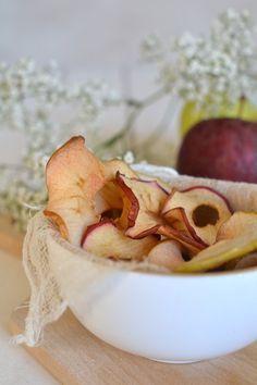 Chips de pommes by Juliette du blog Les recettes de Juliette www.sweetandsour.fr