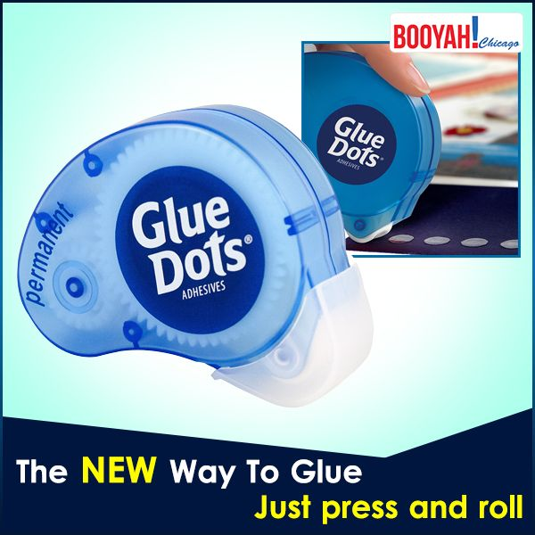 #GenuineImportedProductsDirectFromUSA Only at Booyahchicago.com Glue Dots Permanent Dot N' Go Dispenser. Buy Now: https://tinyurl.com/ya9tbmhl #OfficeSupplies #SchoolSupplies