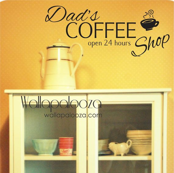 Best Kitchen Vinyl Images On Pinterest Kitchen Vinyl Kitchen - Custom vinyl wall decals coffee