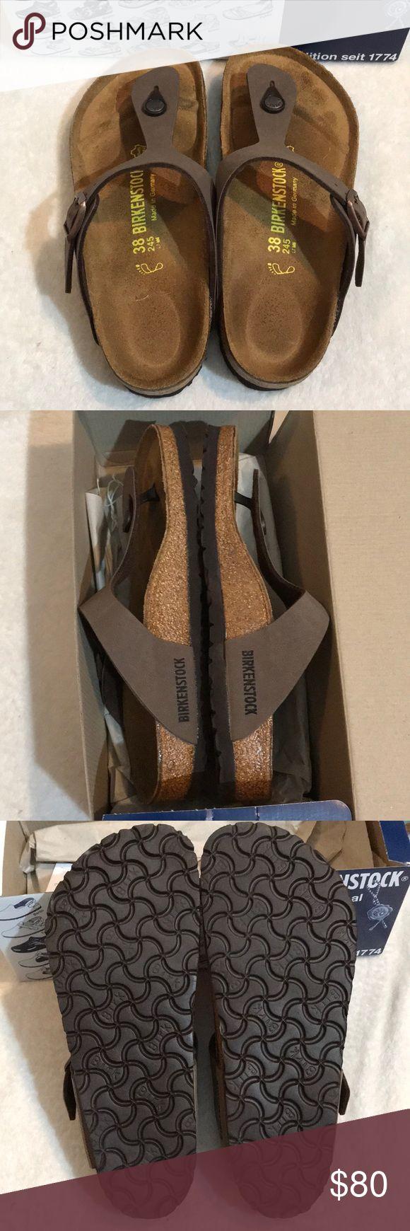 Birkenstock slipper Brand new Birkenstock slipper still in the box Birkenstock Shoes Slippers