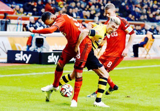 BVB 09 vs. Bayer 04