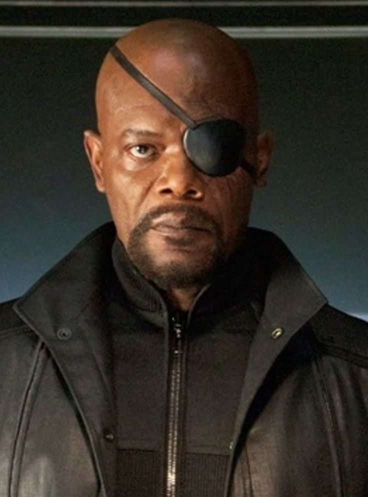 samuel l jackson as nick fury