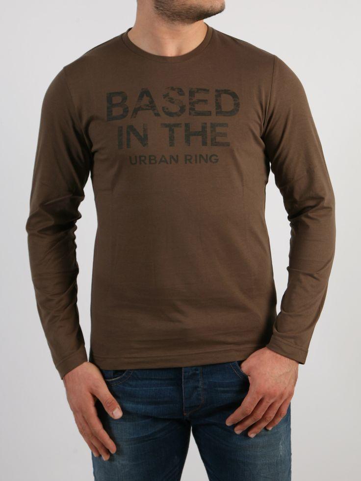URBAN RING: Men's Long Sleeve T-Shirt