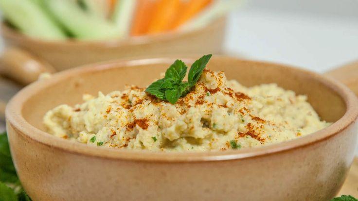 Hummus Fatto in Casa – Crema di Ceci e Sesamo