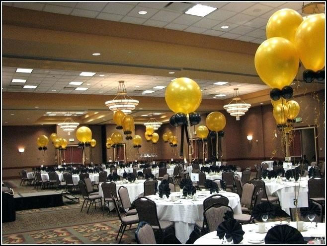 A Birthday Party Decorations Decorating Home 50th Centerpieces