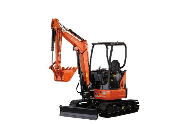 Kubota Escavator U30-6-3 ton ENGINE TYPE – Kubota D1703-M-E3-BH-11 ENGINE GROSS POWER – 20.5 kW (27.5 HP) BUCKET CAPACITY – 0.10 m³ MAX CLIMBING ANGLE – 30 Degrees MAX. DIGGING DEPTH – 2820 mm FLOW RATE/PRESSURE – 40.7 L/min / 245 Bar MAX BREAKOUT FORCE – 3059 kgf MACHINE WEIGHT  – 3 Ton *ZERO-TAIL SWING