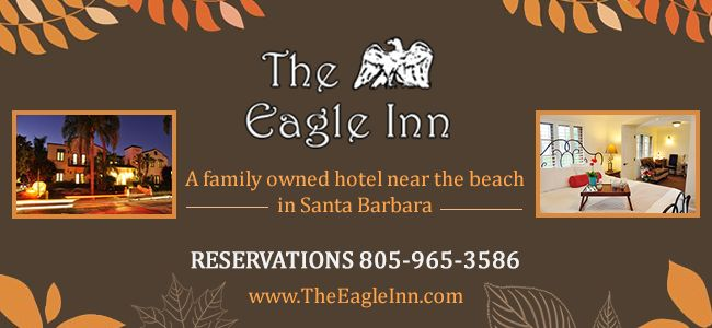 Fall 2017 Quarterly Newsletter   | The Eagle Inn - A Boutique Bed and Breakfast in Santa Barbara