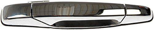Dorman 80545 Chevrolet/GMC Passenger Side Replacement Front Exterior Door Handle. For product info go to:  https://www.caraccessoriesonlinemarket.com/dorman-80545-chevroletgmc-passenger-side-replacement-front-exterior-door-handle/
