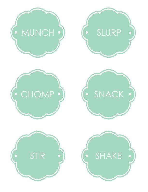 17 best images about ready to pop baby shower on pinterest for Baby food jar label template