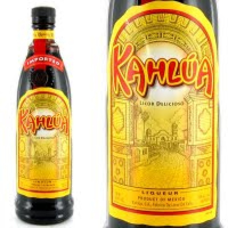 Make your own Kahlua... | adults only | Pinterest