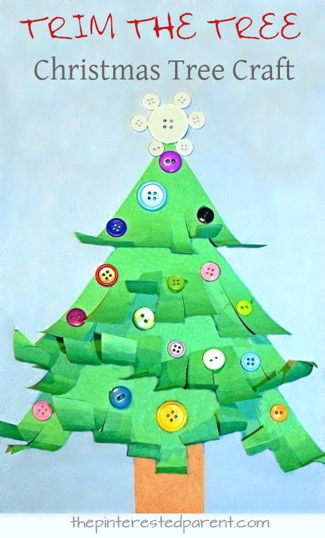 Christmas Tree Crafts Kindergarten : Best images about preschool christmas crafts on