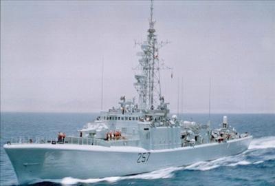 HMCS Restigouche