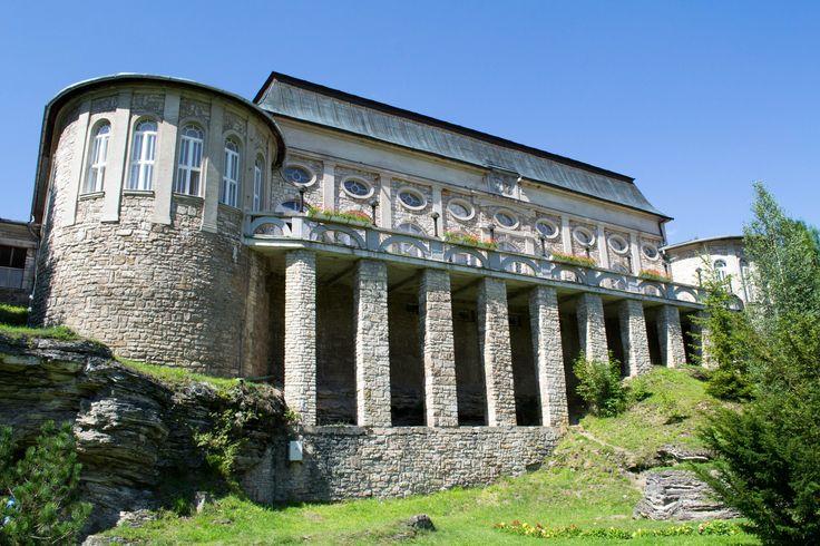 Spa in Vysne Ruzbachy Slovakia