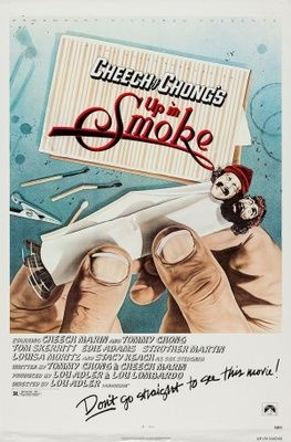 Up in Smoke (1978) movie #poster, #tshirt, #mousepad, #movieposters2