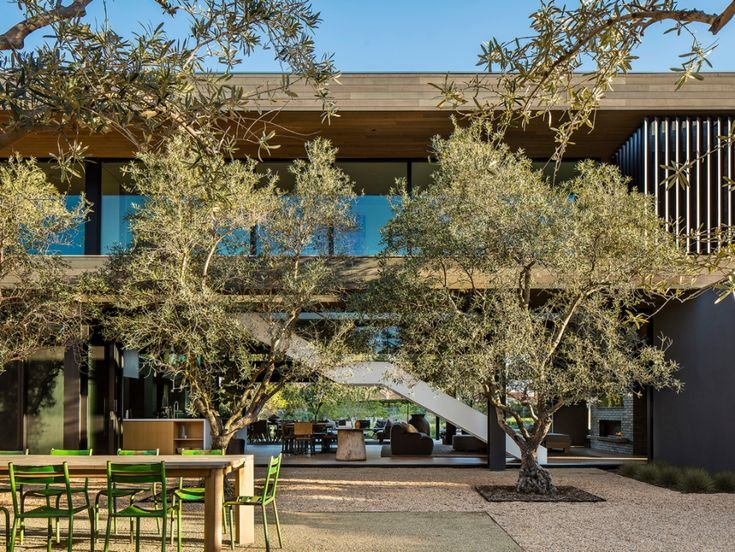 Marmol Radziner Point Dume in 2020 Landscape design