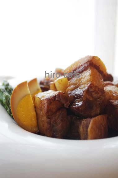炊飯器でトロトロ!豚の角煮☆ | 美肌レシピ
