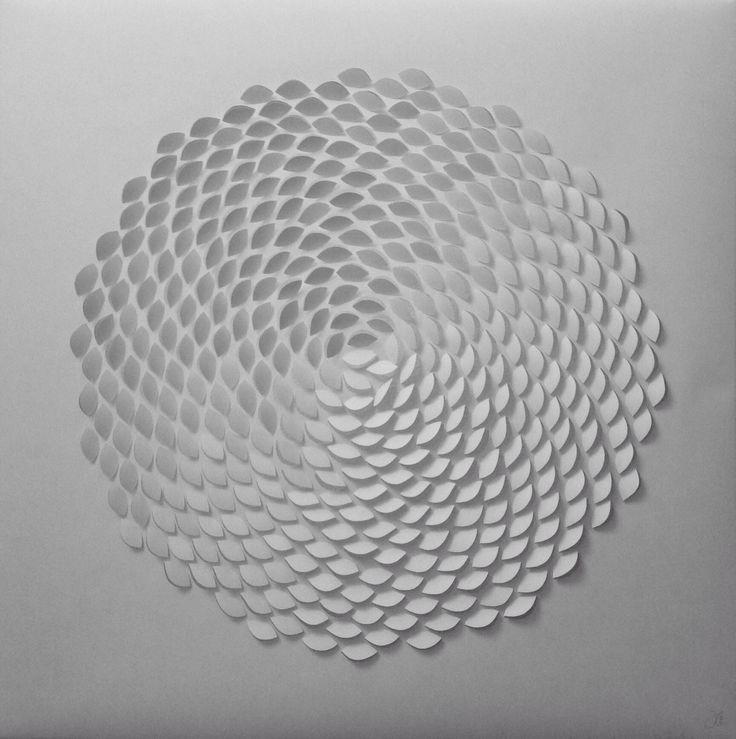 Fine Paper Art \ Paper Cut \ by Anna Maria Bellmann