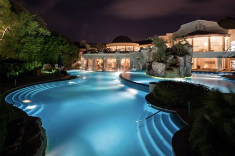 Sandy Lane Hotel, Barbados #elitecollection #top100hotels