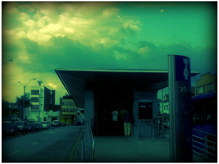 La estación San Bosco