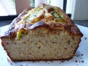 Kivovo-banánový chlieb (Kiwifruit & Banana bread) - obrázok 13