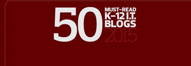 The 2015 Honor Roll: EdTech's Must-Read K–12 IT Blogs   EdTech Magazine