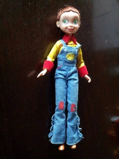 Woody And Jessie Dolls