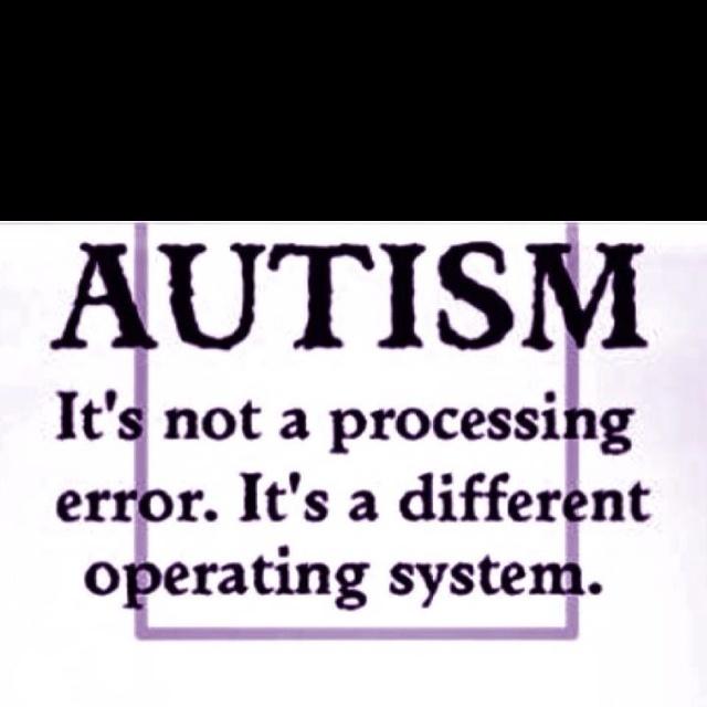 Asperger's operators unite!