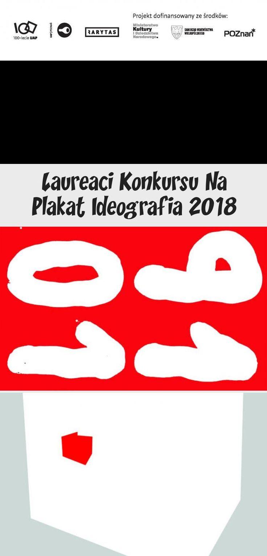Laureaci konkursu na plakat IDEOGRAFIA 2018 — UAP Poznań # ...
