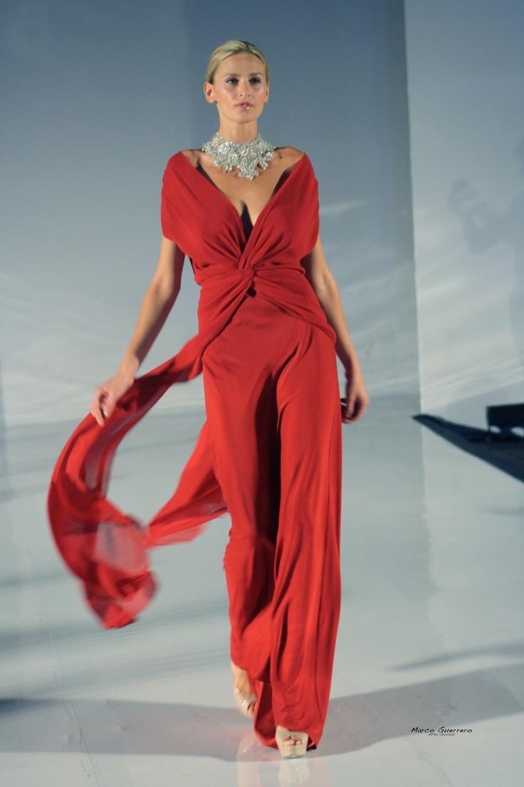DRESS Stephan Pelger FASHION EVENT Blue Carpet Fashion Experience 2012