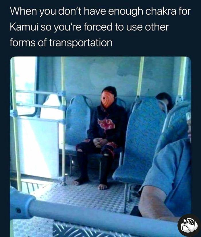 When You Run Out Of Chakra Chakra Run Funny Naruto Memes Naruto Naruto Funny