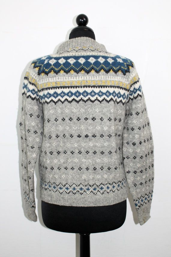 """label: """"Lillunn Hand knits of Norway"""" material: 100% wool"""