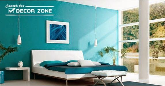7 year old bedroom design turquoise - Google Search
