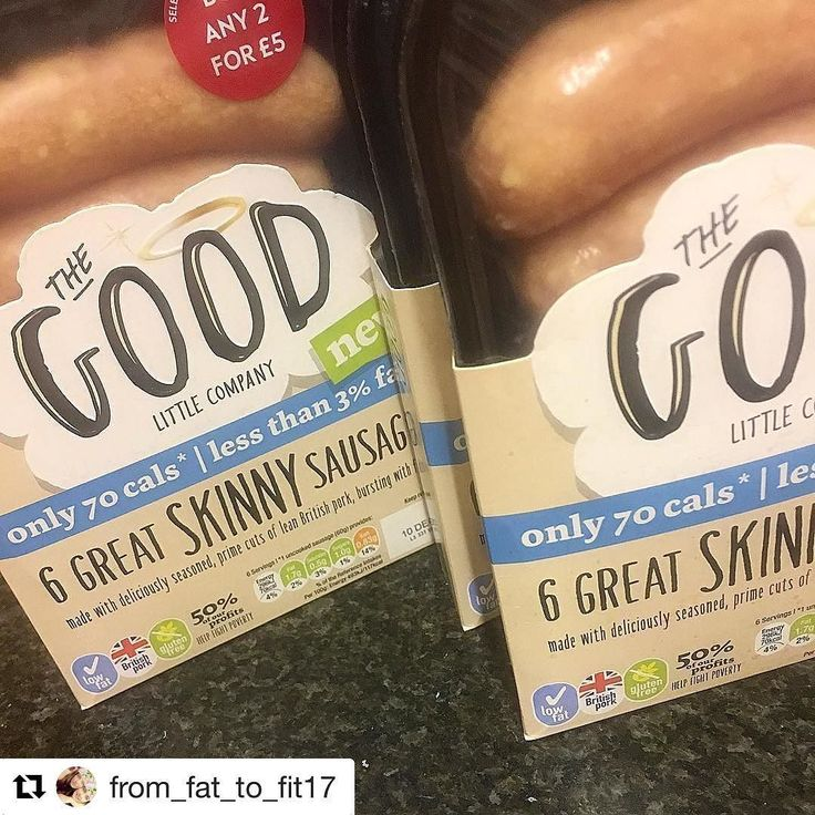 @from_fat_to_fit17 hope you enjoyed the @goodlittlecompany Great Skinny Sausages! #slimming #slimmingworld #slimmingworldplan #slimmingworlduk #slimmingworldfood #slimmingworldjourney #wow #lowfat #lowsyn #yummy #delicious #food #foodies