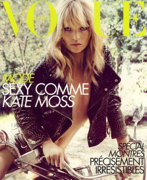 Kate for VOGUE