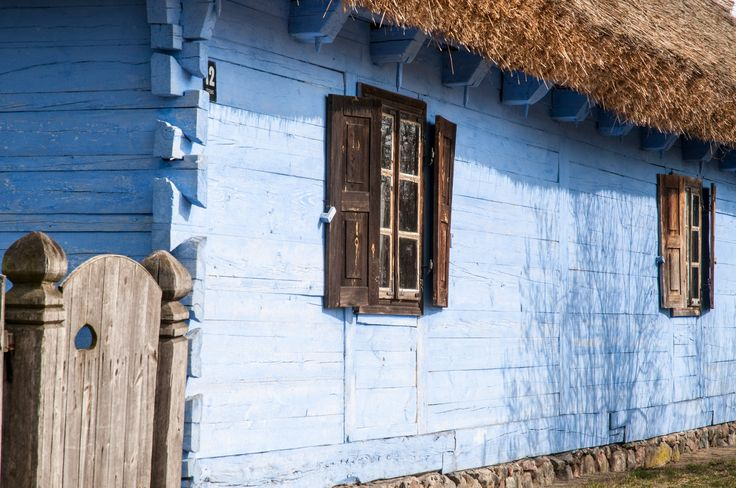Old, polish house in http://mwmskansen.pl/en