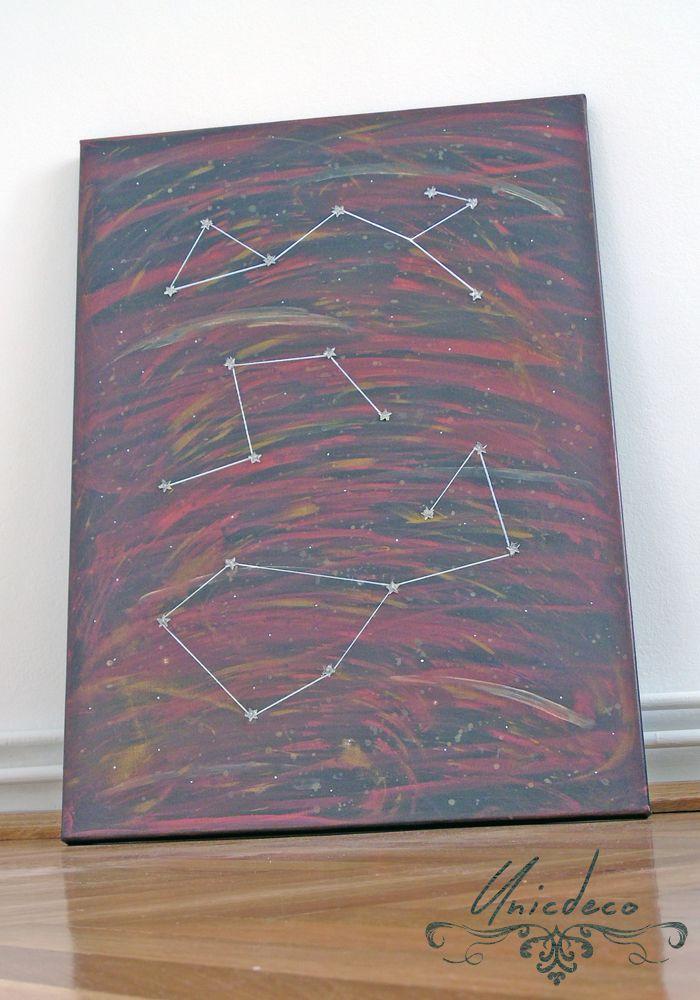 https://www.facebook.com/media/set/?set=a.1030258320351377.1073741830.1024891560888053&type=3 #unicdeco #decoration #unique #stars #canvas #art #painting #lights