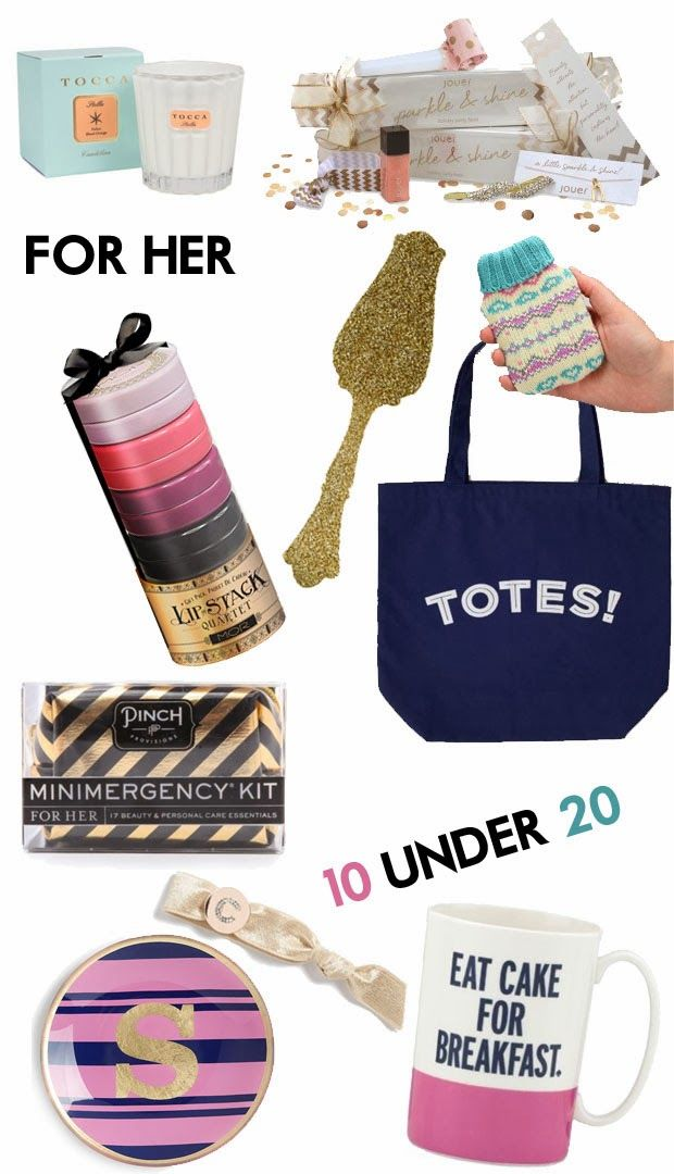 25 Unique Stocking Stuffers For Her Ideas On Pinterest